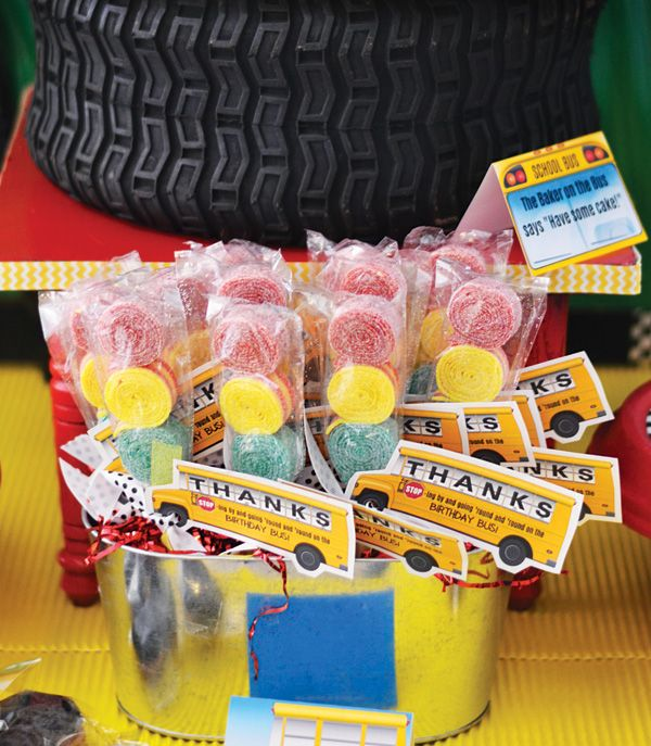 Stoplight sour candy skewers - fun idea for our Back to School party!!!