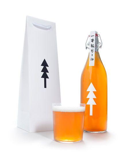 Ippon Matsu Beer Packaging