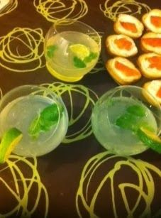 Papilles on/off: Mojito au thermomix