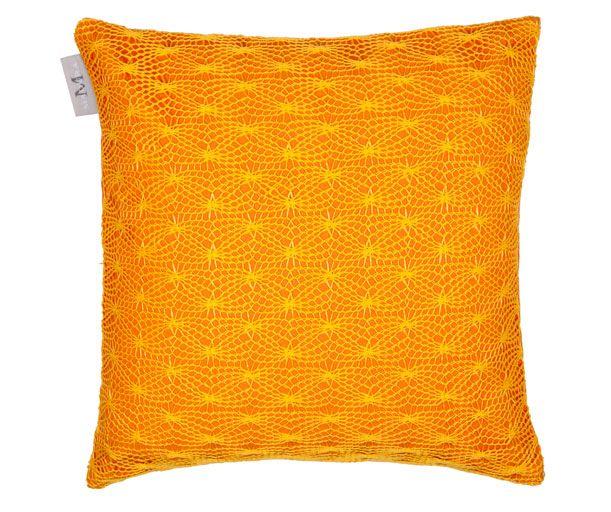 Enveloppe de coussin - SOLANA - Enveloppe de coussin jaune foncé 40 x 40 cm