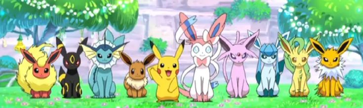 all eeveelutions | all eeveelutions by rntwqvd manga anime digital media manga comics