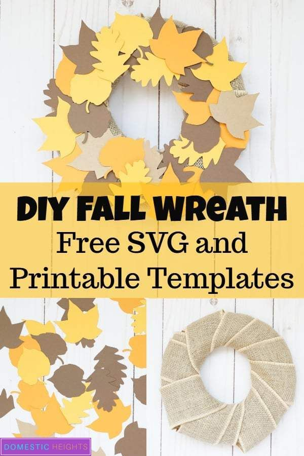 wreath template free svg # 22