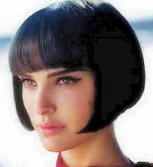 ... bob | Hair and Makeup | Pinterest | Natalie Portman, Bobs and Haircuts