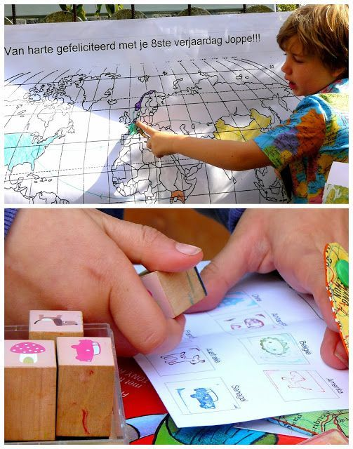 Reis-rond-de-wereld-verjaardagsfeestje …   hilde@home   Bloglovin'
