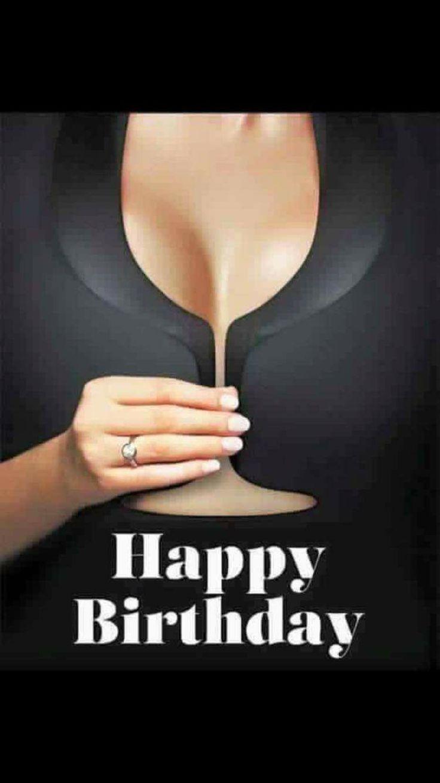 Happy Birthday Toast