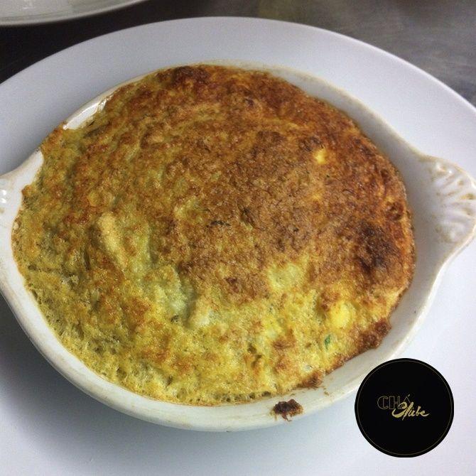 O melhor bacalhau com natas de Portugal. The best codfish with cream in Portugal