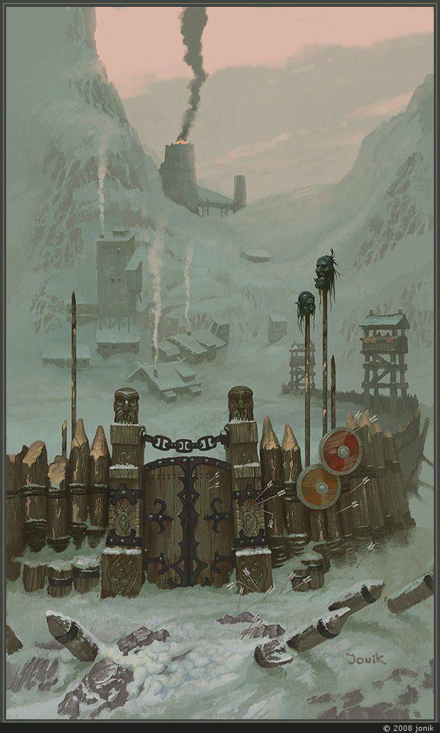 Dwarf fortress. by ~Jonik9i on deviantART