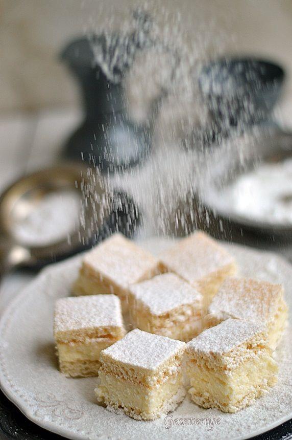Gesztenye receptjei: Túrós krémes