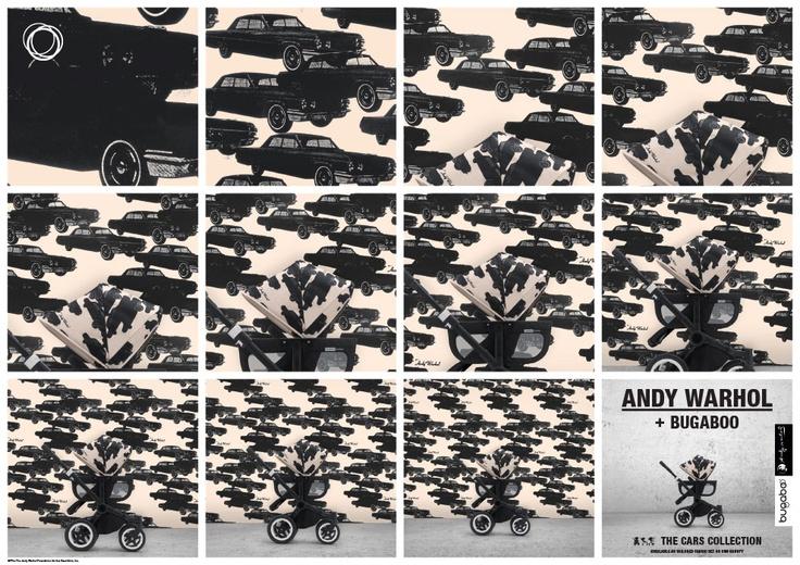 Bugaboo Andy Warhol