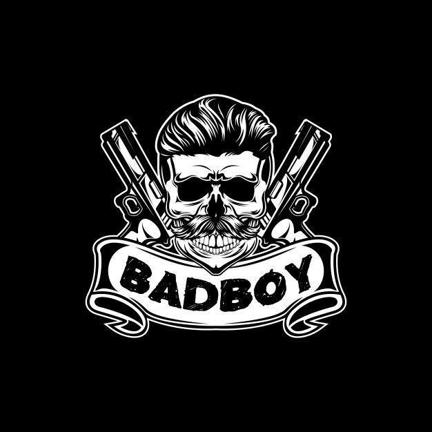 Skull Bad Boy Bad Boys Download Cute Wallpapers Logo Design Free Templates
