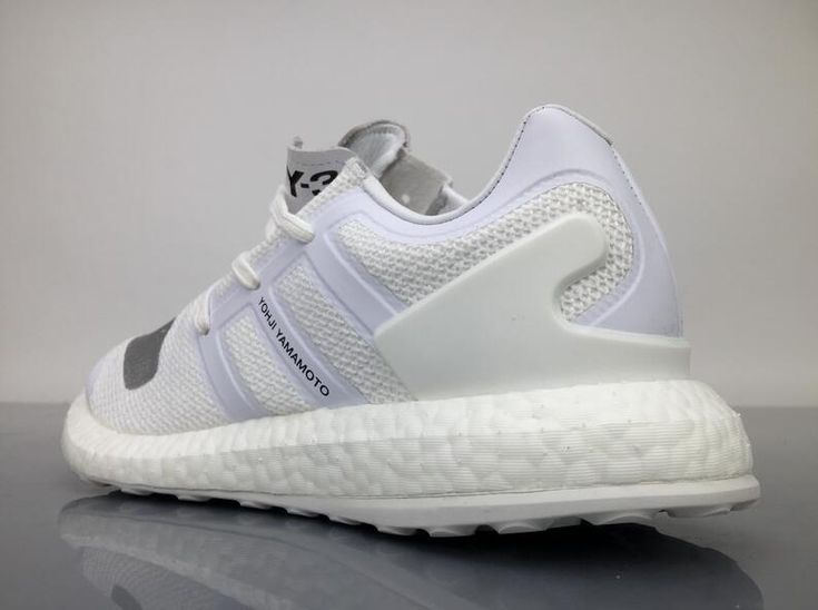 Adidas Pure Boost Y-3 Yohji Yamamoto Triple White BY8955 Sneaker for Sale8