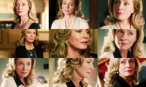 Susanna Thompson (Mrs Queen in 'Arrow')