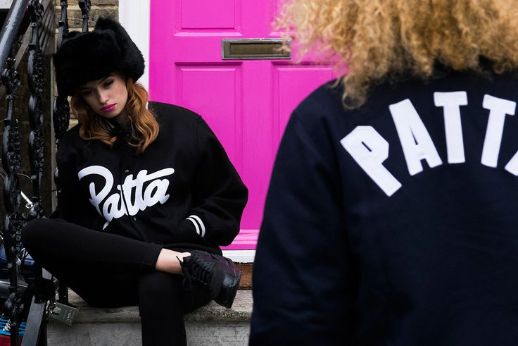"Image of Patta 2014 Fall/Winter #SSS Ladies"" Editorial"