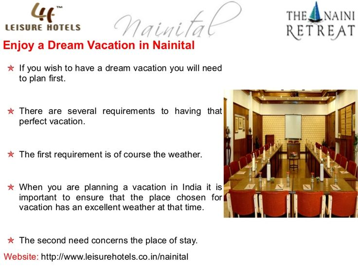 It is always a good idea to seek out Special Offers at the fine hotel you intend to stay. If you put all this together you will find a stay at a premium hotel in India at Nainital comes out as top spot for your memorable vacation.