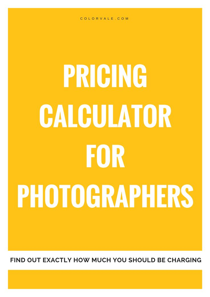 Best Photography Pricing  Who Knew Images On
