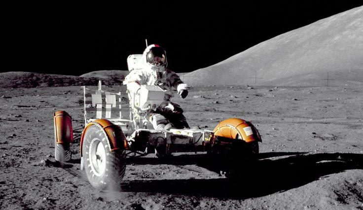 Private German Moon Mission To Revisit Apollo 17 Landing Site, Film Lunar Buggy