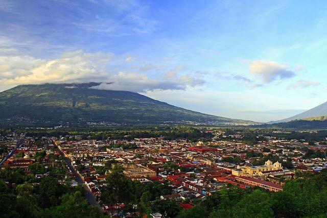 "Antigua Guatemala travel: Antigua Guatemala, or ""Ancient Guatemala"", is one of Guatemala's most popular travel destinations."