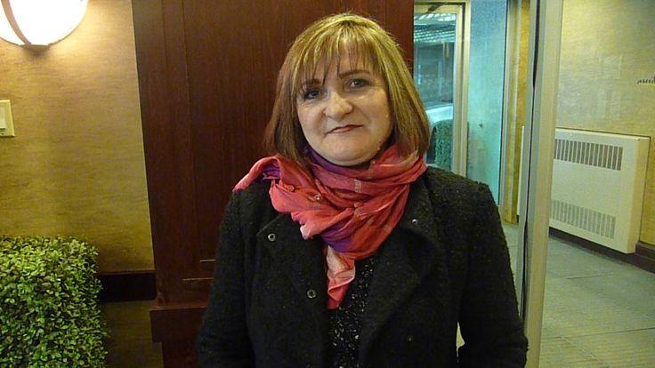 Marina Nani from London UK author of several books on alternative accommodations when traveling