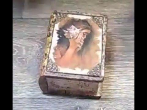 Фирдаус Батдалова.  Каменная книга из деревянного фолианта. - YouTube