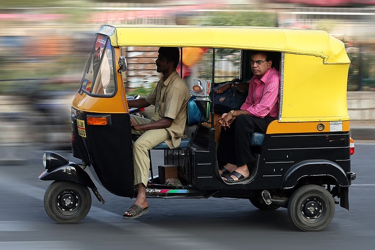 Auto rickshaws are a common means of public transportation in many countries in the world. Also known as a three-wheeler, Samosa, tuk-tuk, trishaw, auto, rickshaw, autorick, bajaj, rick, tricycle, mototaxi, or lapa in popular parlance, an auto rickshaw is a usually three-wheeled cabin cycle for private use and as a vehicle for hire. It is a motorized version of the traditional pulled rickshaw or cycle rickshaw. Auto rickshaws are an essential form of urban transport in many developing…
