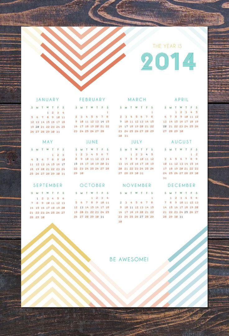 Holiday Calendar Design : Best ideas about calendar design on pinterest behance