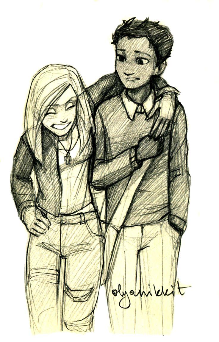 Sadie and Carter