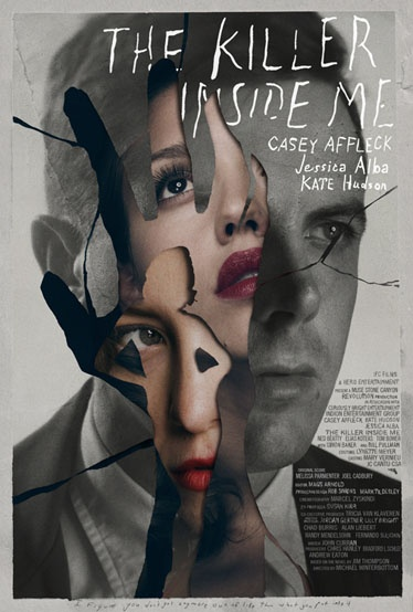 The Killer Inside Me - Movie Poster by Michael Muller