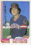 The Trading Card Database | Mike Stanton - 1982 Cards