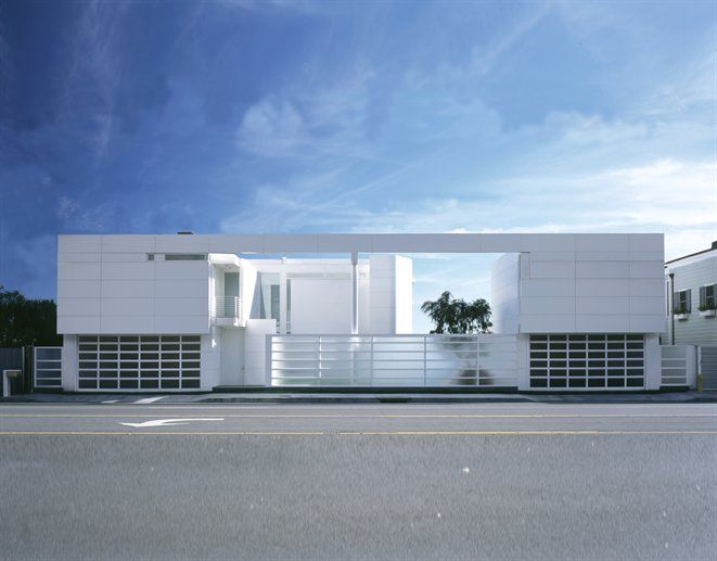 Richard Meier   Malibu, CA