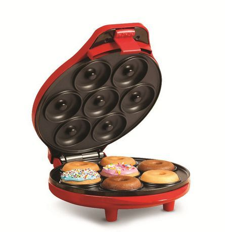 bella mini donut maker available from walmart canada find appliances online for less at walmart. Black Bedroom Furniture Sets. Home Design Ideas