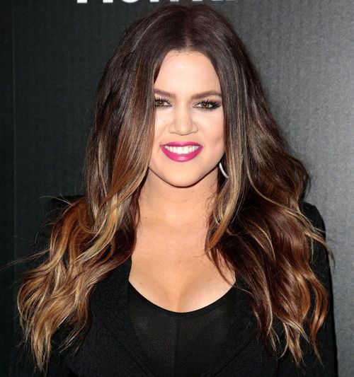 Andy lecompte salon, Khloe kardashian ombre and Andy lecompte on Pinterest