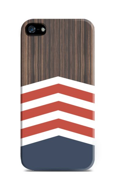 Red And Blue Stripesline Wood iPhone 5/5s case by Keeandra. Case with wood pattern combined with stripes line and blue color. Also available for Samsung Galaxy Note 2, 3, Samsung Galaxy s3, s4, s5, Samsung Glacy Grand, Redmi Xiaomi, and iPhone 4/4s, 5c. http://www.zocko.com/z/JFhO6