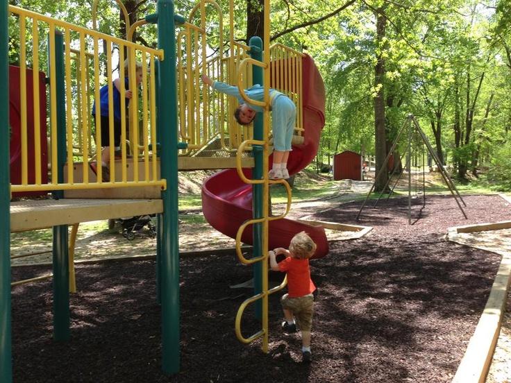 Monkey Park - Opelika, AL