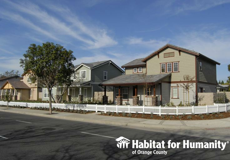 Habitat For Humanity Of Orange County Home Completed In Yorba Linda