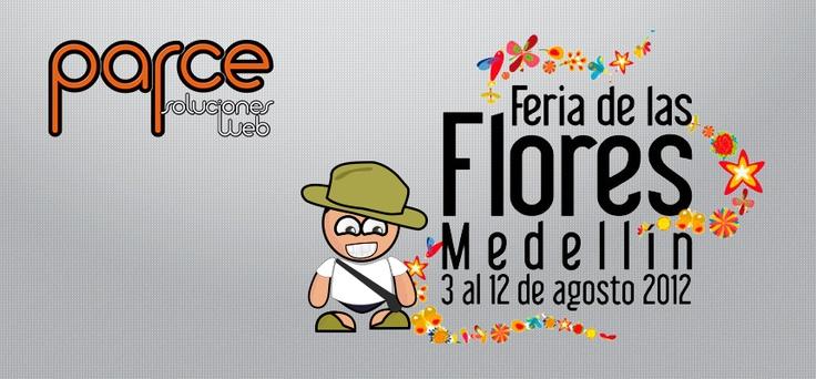 Les Compartimos la Programación de la Feria de las Flores 2012 - Esperamos les guste.
