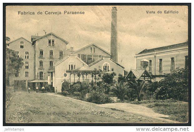 THE ANISIO STOCK - PART V Cerveja Cerpa! Circa 1920