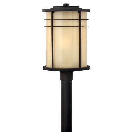 8 best outdoor lighting images on pinterest outdoor lamp posts hinkley lighting 1 light post light from the ledgewood collection museum bronze outdoor lighting post lights post lights aloadofball Choice Image