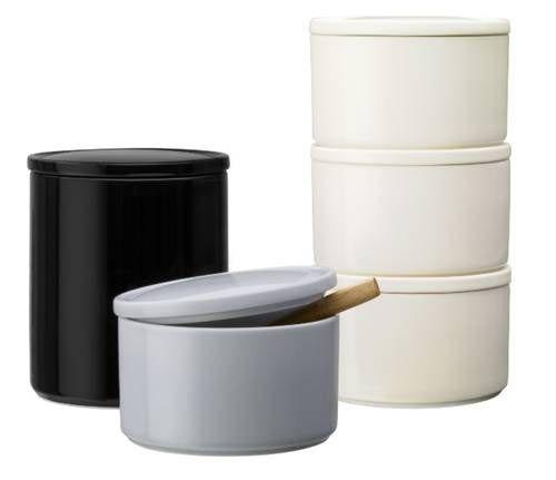 Iittala reintroduces Purnukka, a storage jar originally designed by Kaj Franck and been in production from 1953 until 1975.