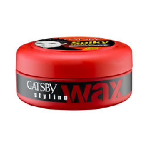 Gatsby Styling Wax Power & Spikes (Red) http://www.shopprice.com.au/gatsby+styling