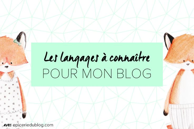 HTML & CSS,les bases! #designblog #blogueuse #code #webdesign #wordpress…
