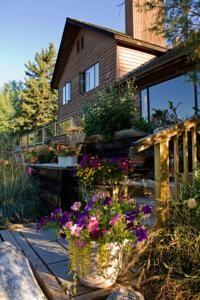 Juniper Trails B&B, Williams Lake BC $218 for two nights