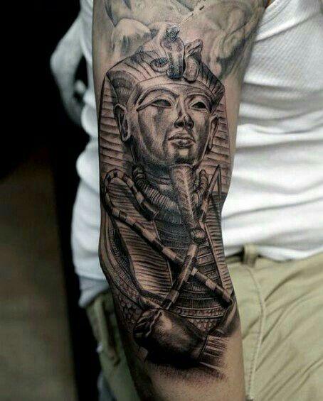 Tattoo Tut King Meaning