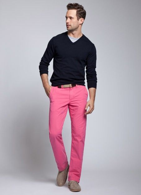 85 Best Pink Combination Images On Pinterest Man Style