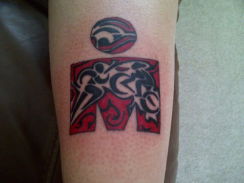 Tattoo from Ironman Austria 2011 | Flickr - Photo Sharing!