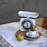 Table Runner : 41 cm wide.