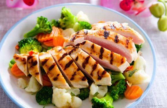 Plan de 1200 calorías para perder peso. Cómo armar las comidas? Ejemplos de menús.
