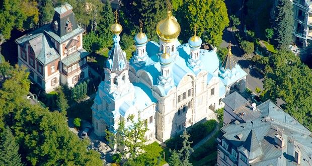 Karlovy Vary St. Peter ve Paul Kilisesi