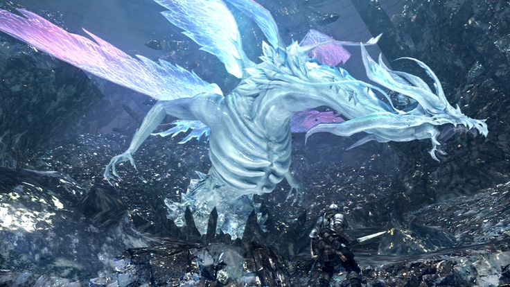 Seath the Scaleless <3