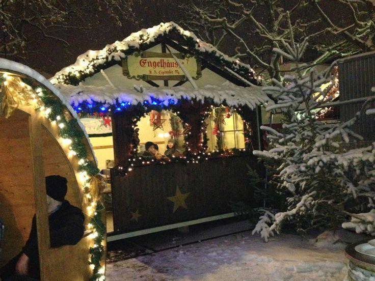 Weihnachtsmarkt Mainz