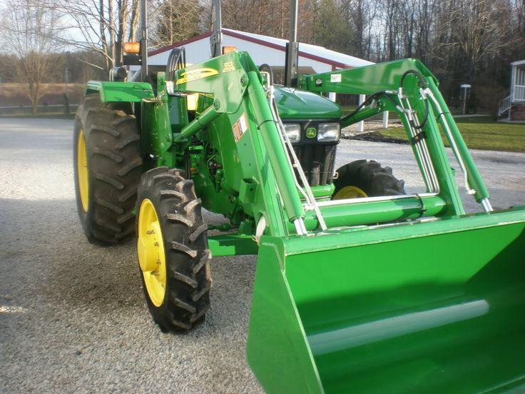 john deere 4 wheel drive tractors | ... JOHN DEERE 5065E, 4 WHEEL DRIVE TRACTOR W/ JOHN DEERE FRONT END LOADER